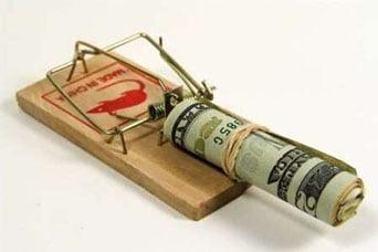 ловушки для личных финансов