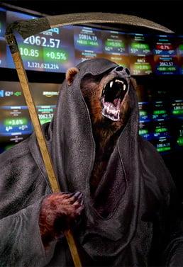 Медвежьи настроения на фондовом рынке