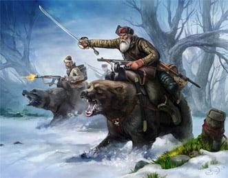Медвежья мозаика на фондовом рынке