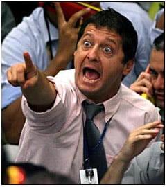 отскок на фондовом рынке