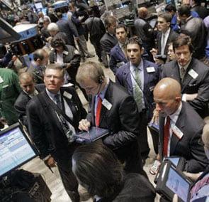 фондовый рынок 2010