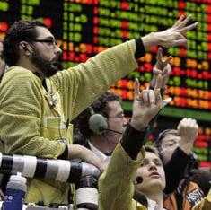 Фондовый рынок: много шума и ничего