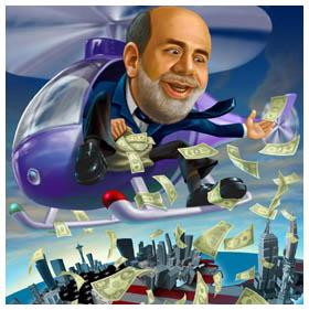 инфляция от Бернанке